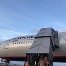 バルセロナの旅(その2)〜初モスクワ!アエロフロートの空の旅。の記事より