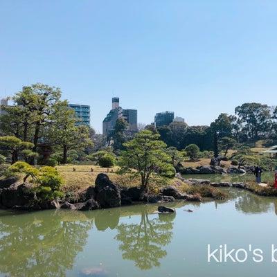 子連れ散歩 清澄白河編〜清澄庭園〜の記事に添付されている画像