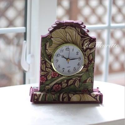 シックで大人な置き時計♪の記事に添付されている画像