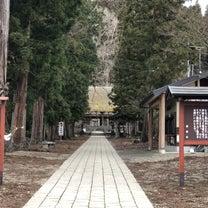 【会津ロハススポット巡りと磁場調整 その4】喜多方の神社とカフェの記事に添付されている画像