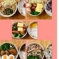 毎日の弁当の記事に添付されている画像