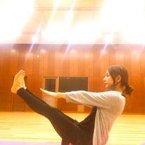 今週の有稀ヨガ☆の記事に添付されている画像