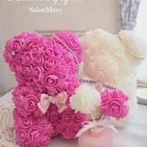 【ローズベア】ピンクの可愛いローズベアちゃん♡の記事に添付されている画像