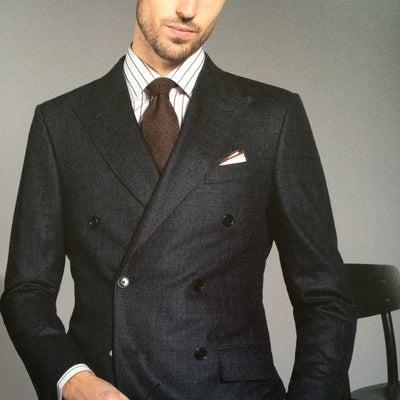 【ニュース記事】スーツ姿のビジネスマンが「時代遅れ」になる日 /だからこそスーツの記事に添付されている画像