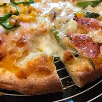絶品pizzaの記事に添付されている画像