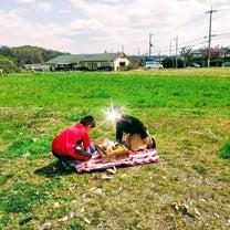 小さな恋人の可愛いピクニックの記事に添付されている画像
