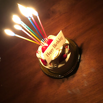 お誕生日ケーキ♡の記事に添付されている画像
