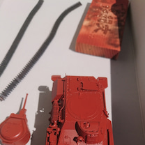 1/35九七式軽装甲車ラジコン化その21の記事に添付されている画像