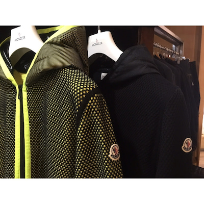 MONCLER(モンクレール)2019SS MAGLIA TRICOT CARDの記事に添付されている画像