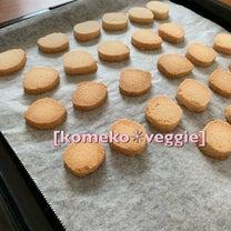 米粉アイスボックスクッキーの記事に添付されている画像