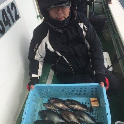 仙正丸3/24(日)朝便メバル釣り釣果情報の記事に添付されている画像