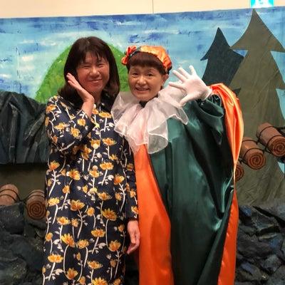 今日は、人形劇すぎの子さんの復興支援公演の記事に添付されている画像