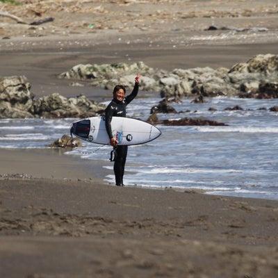 今日の千葉の波!小川ファミリーセッション!byベルーガさんの記事に添付されている画像