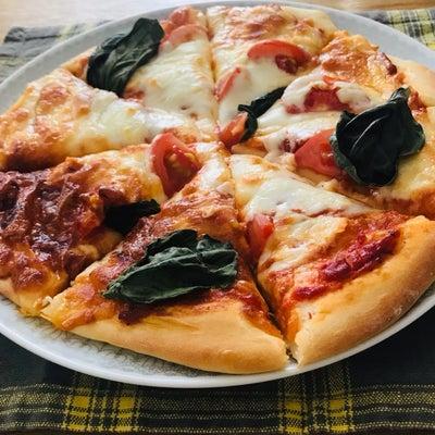 久々のピザ♪の記事に添付されている画像