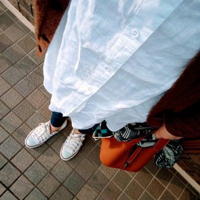 今日のコーデ&静岡観光はマグロでフィニッシュの記事に添付されている画像
