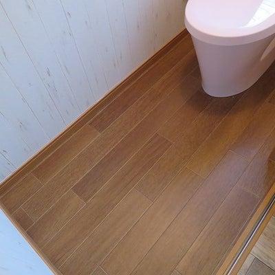 トイレのリメイクの記事に添付されている画像