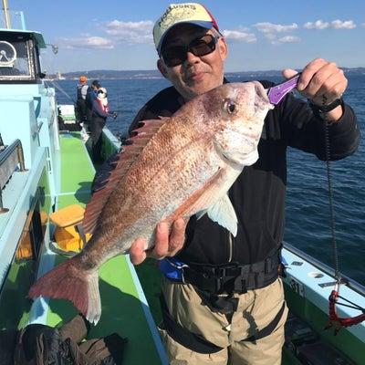 24日。ひとつテンヤ真鯛の釣果‼︎の記事に添付されている画像