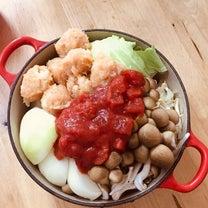 トマト鍋の記事に添付されている画像