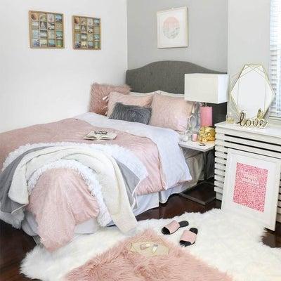 ワンルームでも満足するお部屋に♡の記事に添付されている画像
