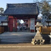 静岡県磐田市  福王寺さんに御礼詣りに行きましたの記事に添付されている画像