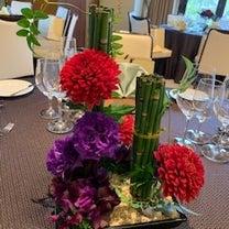 同じお花を使って2タイプのデザインの記事に添付されている画像
