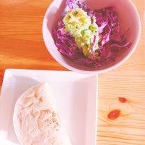 紫キャベツと大豆のサラダの記事に添付されている画像