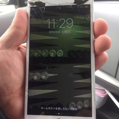 iPhone修理の記事に添付されている画像