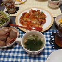 今日の晩ごはん~酢豚~の記事に添付されている画像