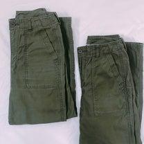 ヘビロテしすぎて2着もっている GUのベイカーパンツの記事に添付されている画像
