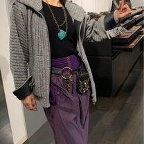 SHITO HISAYO 3/24  紫のお着物 ❤️の記事に添付されている画像
