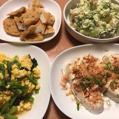 3月24日の夕食の記事に添付されている画像