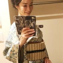 弥生~着物オーディションの装い(設定は秋)。の記事に添付されている画像