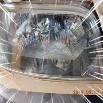 ヘッドライト・クリーニング headlights cleaningの記事に添付されている画像
