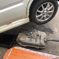 AZワゴンの燃料ポンプ交換の記事に添付されている画像