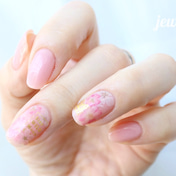 「桜の季節」ネイル