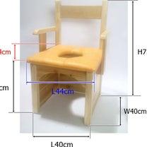 よもぎ蒸し木の椅子は、人が立ても崩れない丈夫な椅子を選択の記事に添付されている画像