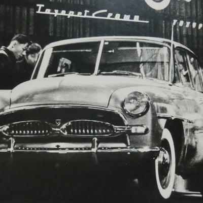 ★1955年バンダイ 初代トヨペット クラウンRS ~ ブリキ自動車コレクションの記事に添付されている画像