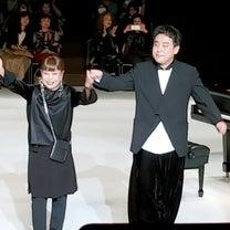 HIROKO KOSHINO アフターファッションショーの記事に添付されている画像