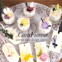 【New】CaraFiore アロマワックス♡の記事に添付されている画像