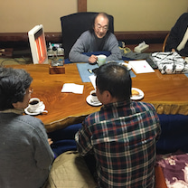 堀江さんの「プレゼントにテーブルを」その2.ファーストインプレッション!の記事に添付されている画像