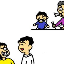 変顔の理由の記事に添付されている画像