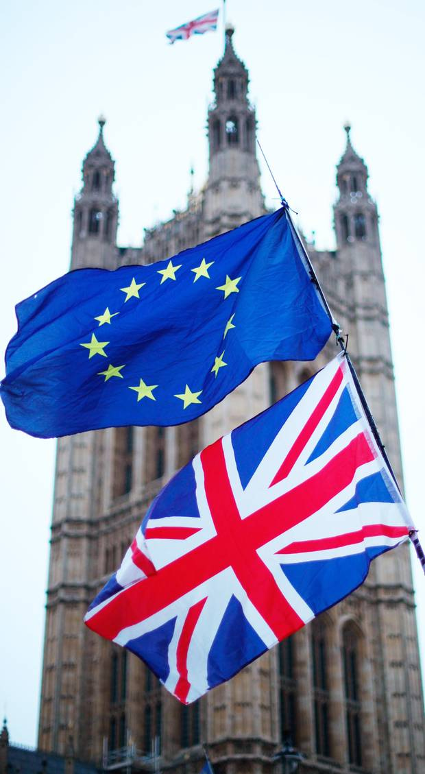 英国EU離脱とイギリス移住