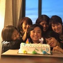 仲間の誕生日の記事に添付されている画像