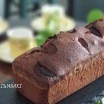 チョコパウンドケーキの記事に添付されている画像