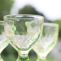ミッキーマウスの形のグラス?の記事に添付されている画像