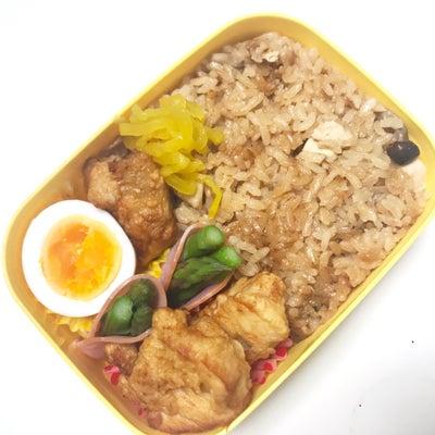 3月25日のお弁当の記事に添付されている画像
