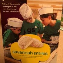 今年もガールスカウトクッキー買いましたの記事に添付されている画像