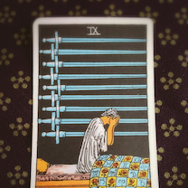 19/3/25(月)NAOの幸運タロット占い:大きな悩みごと!?の記事に添付されている画像