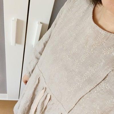 今日はお出掛けです♪と今日の服の記事に添付されている画像