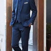 スーツの似合う男になる。の記事に添付されている画像
